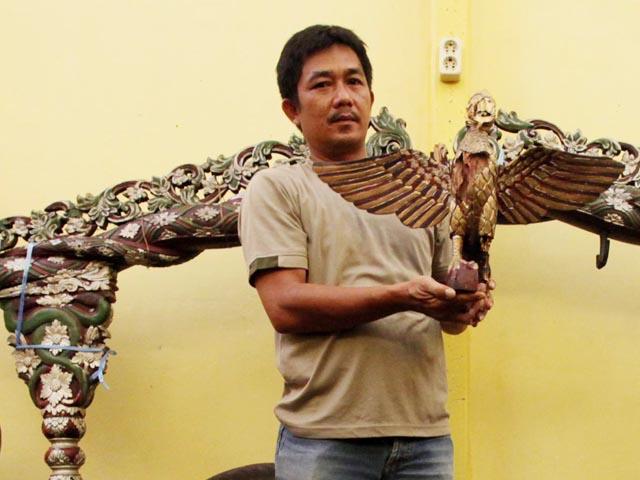 Alasan Dana Minim Prototipe Burung Garuda Dibiarkan Rusak