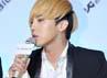 Saat di konferensi pers Hyundai beberapa waktu lalu. (YG Entertainment).