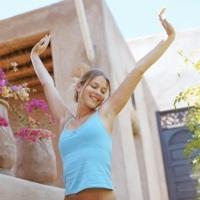 Orang yang Aktif di Pagi Hari Hidupnya Lebih Bahagia