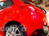 Sensor parkir dan bumper reflector juga terpasang di semua tipe New Mazda2. Kaca spion dengan lampu signal yang sebelumnya merupakan fitur opsional pada Mazda2, menjadi fitur standar pada tipe R dan RZ. Syubhan Akib/detikOto.