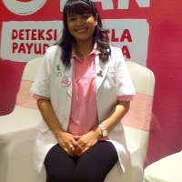 dr Rahmi Alfiah, Ahli Radiologi yang Tak Takut Paparan Radiasi