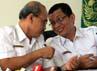 Dalam menghadapi arus mudik Lebaran 2012, PT KAI menyiapkan KA reguler sebanyak 178 KA, 18 KA tambahan komersial dan 14 KA tambahan ekonomi. Agung Pambudhy/detikcom.