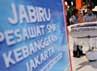 Pesawat rakitan karya siswa SMKN 29 Jakarta turut mejeng di arena Pekan Raya Jakarta JIEXpo