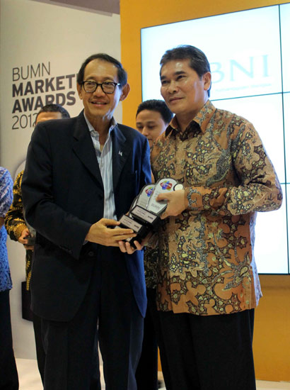 Rekind Terima BUMN Marketing Award