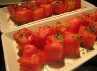 Kalau ingin pilih buah untuk hidangan penutup, Alaskan Watermelon Menthol bisa jadi pilihan menu dessert. Rasa manisnya semangka terdapat rasa mint segar, perpaduan rasa unik ini sangat segar. (Dyah Oktabriawatie Waluyani/DetikFood)