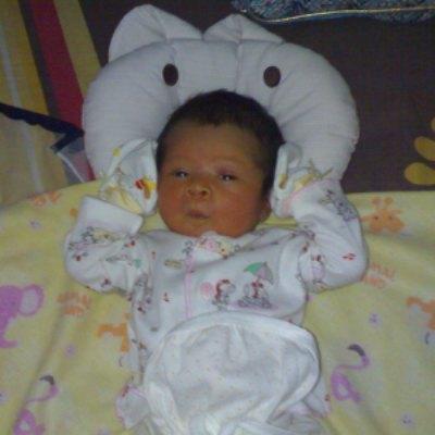 Khalaf Akhtar Zavier, 1 Bulan; Lelaki; m