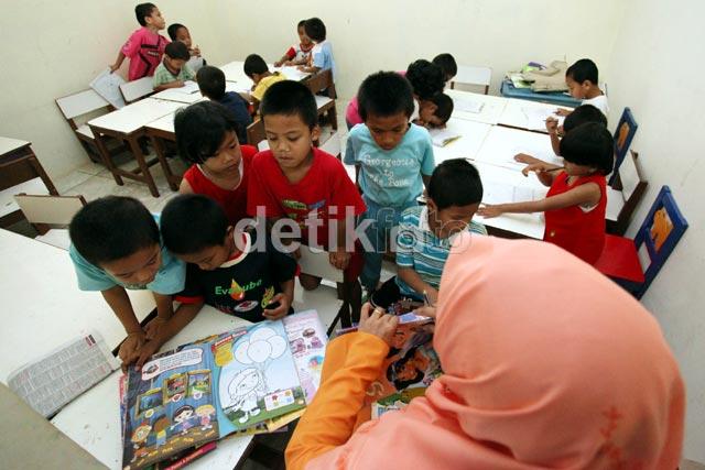 Geliat Aktivitas Panti Asuhan untuk Anak