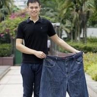 Sukses Turunkan 70 Kg Berat Badan Hanya dalam Waktu 9 Bulan