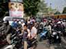 Menurut data Gabungan Industri Kendaraan Bermotor Indonesia (Gaikindo) total populasi kendaraan bermotor di Indonesia tahun lalu mencapai 107.226.572 unit. Jumlah itu terdiri atas 12,8% kendaraan roda empat (mobil) dan 81,2% kendaraan roda dua (motor).