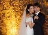 Pesta pernikahan mereka digelar sangat tertutup. Robert Evans/Getty Images.