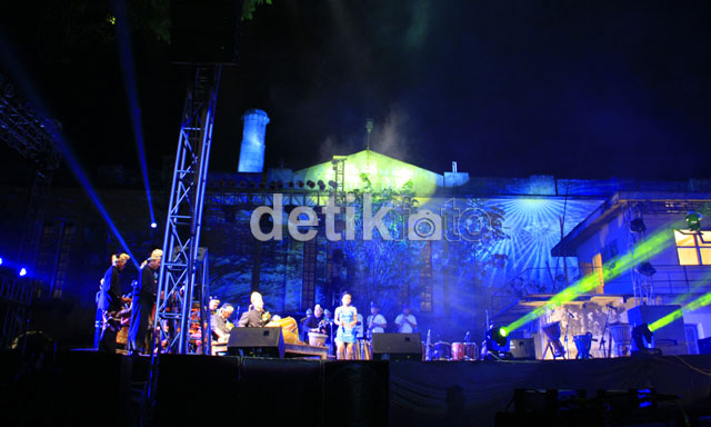 KeretaKencana Worldmusic Festival