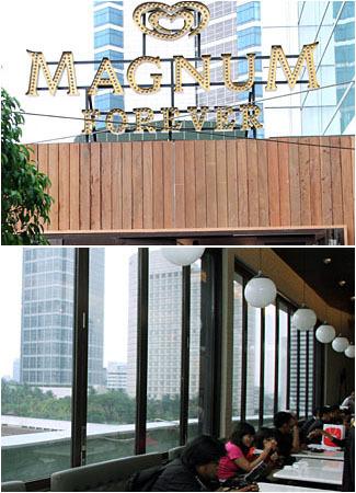 Foto: Nuansa & Menu Baru Magnum Cafe di Grand Indonesia 1