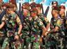 Selama 4 (empat) tahun menjalani pendidikan di Akademi masing-masing, para Taruna Akademi TNI (Akmil, AAL dan AAU) serta Taruna Akpol Tingkat IV telah digembleng dan ditempa dengan berbagai ilmu pengetahuan umum dan militer. (Puspen TNI).