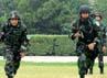 Latihan Bersama yang bersandikan Sharp Knife ini merupakan jalinan kerjasama kedua Angkatan Bersenjata untuk lebih saling mengenal dan mempererat hubungan antar kedua pasukan khusus, utamanya dalam penanggulangan teror. (Lettu Inf Imam Mahmud)