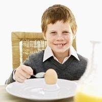 Sarapan Telur Bisa Bantu Lawan Penimbunan Lemak