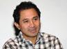 Lukman Sardi berperan sebagai Bapak Aminullah. (Gusmun/detikHot).