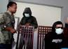 Bambang (17) dan Susilo (17) (keduanya nama samaran) memberi testimoni di depan wartawan. Awalnya, Bambang dan Susilo dijanjikan bekerja di kapal kargo. Namun ujung-ujungnya justru menjadi penjahit dengan upah sangat murah yakni Aus$ 4/hari.