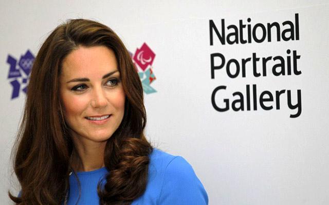 Cantiknya Kate Middleton