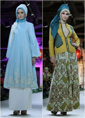 10 Busana Muslim Koleksi Terbaru Shafira  1