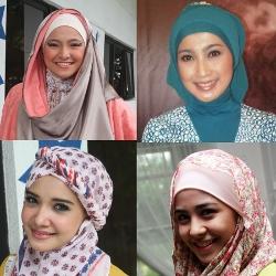 10 Artis yang Memutuskan Pakai Jilbab (2) b84d4b28d6