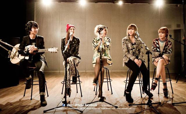 Sungha Jung Nge-Jam Bareng 2NE1