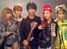 Sungha usai nge-jam bareng 2NE1. (YG Entertainment)
