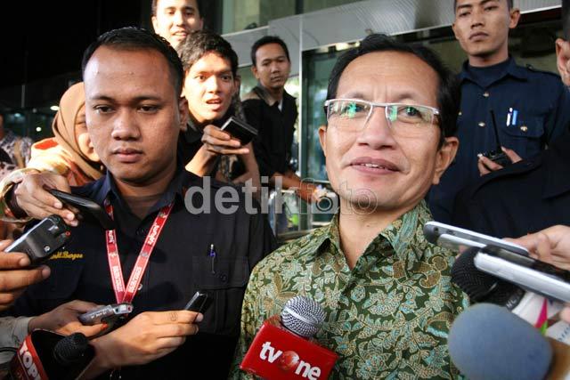 Korupsi Alquran, Wakil Menag Diperiksa KPK