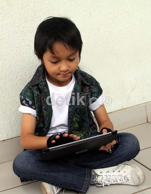Keisha Pamer iPad