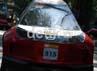 Rombongan karnaval start dari jalan Ganesha (ITB)-Diipati Ukur-Gedung Sate-Layang Pasopati dan kembali ke jalan Ganesha (ITB). Jarang yang mereka tempuh sekitar 5 km dengan lama perjalanan sekitar 1,5 Jam. Muhammad Ikhsan/detikOto.