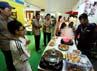 Berbagai peralatan rumah tangga turut memeriahkan Indonesia Fashion and Craft 2012.