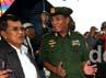 Jusuf Kalla meninjau para engungsi Rohingya di Thet Kay Pyin. (Dokumentasi JK)