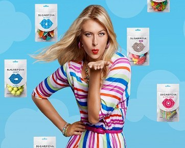 Sugarpova, Permen Modis dari Petennis Maria Sharapova