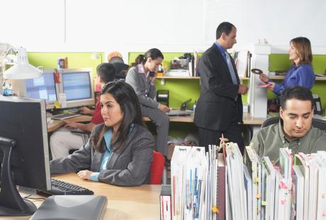 Kerja Walau Bikin Stres Tinggi Lebih Sehat Ketimbang Tak Bekerja