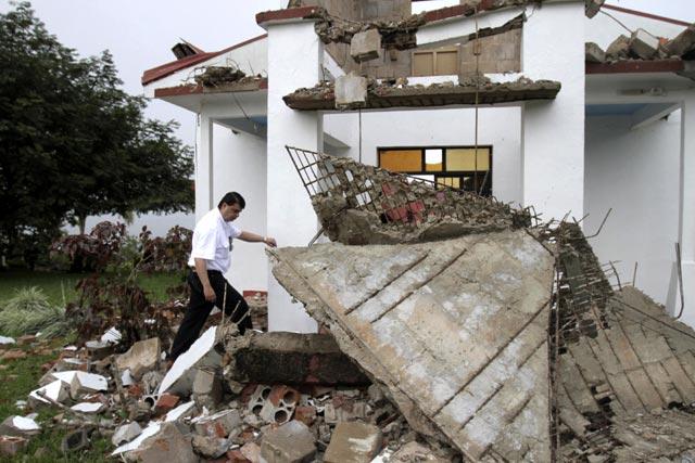 Gempa 7,6 SR Guncang Costa Rica