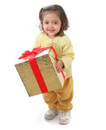 10 Hadiah Ulang Tahun yang Tepat untuk Balita  1