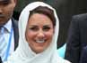 Kate Middleton cantik berkerudung. Chris Jackson/Getty Images.