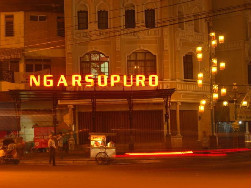 Gaul Asyik di Pasar Malam Ngarsopuro Solo
