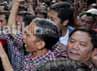 Jokowi memastikan unggul dari Foke setelah unggul di perhitungan cepat. Ia mengalahkan Fauzi Bowo lewat dua kali pemilihan.