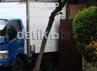 Mobil box tersebut tampak meninggalkan rumah dinas yang saat ini masih ditempati Fauzi Bowo.