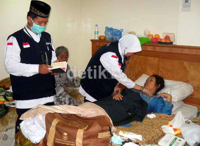 BPHI Rawat Pasien Jamaah Haji