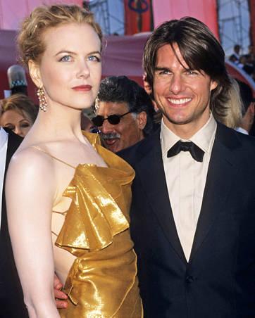 Nicole Kidman Tidak Merasa Nyaman Saat Jadi Istri Tom Cruise