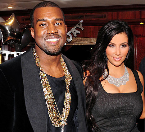 Kim Kardashian & Kanye West Akan Luncurkan Label Busana?