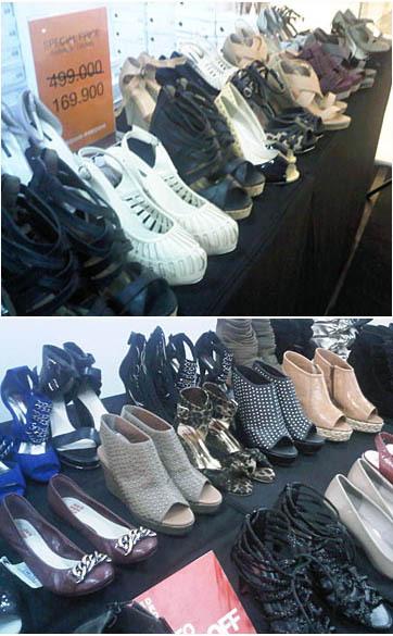 High Heels Mulai Rp 169 Ribu di Metrox Sale