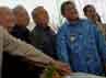 Peletakan batu pertama ini menandai pembangunan jalan tol dari Cileunyi, Sumedang, Dawuan dengan total panjang 60.5 KM.