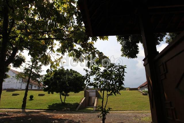 Menengok Bungker di Pendopo Bupati Banyuwangi