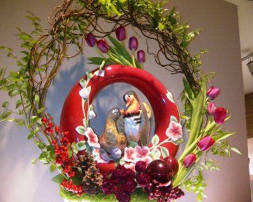 Tips Hias Rumah dengan Rangkaian Bunga untuk Sambut Natal