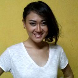 Filantropi Putus Cinta Gara-Gara \Asia\s Next Top Model\
