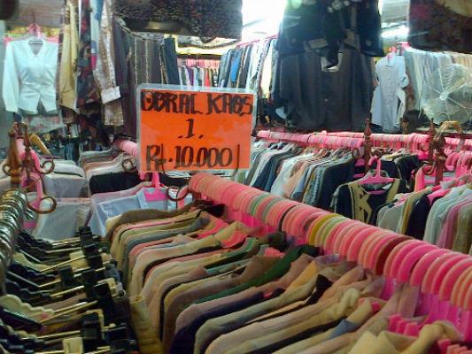 Dos Amp Donts Membeli Pakaian Di Pasar Barang Bekas