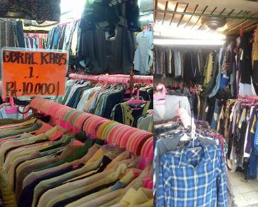 8 Tempat Mencari Baju Vintage  Mulai dari Pasar Senen Sampai Pasar Kodok 80abed2f50