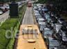 Dari 450 itu terdiri dari 150 bus gandeng dan 300 unit bus singel.